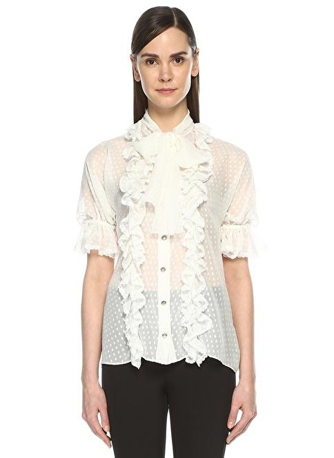 Dolce&Gabbana Bluz Beyaz
